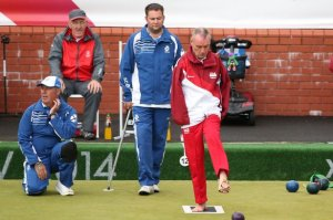 Launch of Disability Bowls August