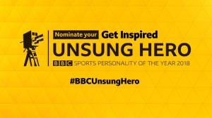 Get Inspired Unsung Hero 2017 - Nominate a great volunteer you know