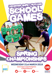 School Games Spring Championships