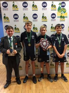 Hastings High School dominates county table tennis as they clinch U13s title