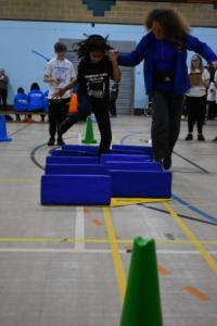 North West Leicestershire claim double School Games Disability Sportshall Athletics titles