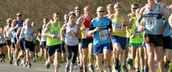 A Stilton Striders running event image
