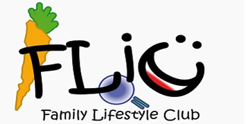 The FLiC logo. (Family Lifestyle Club)