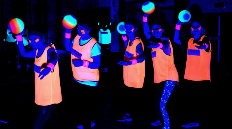 The Glow Games
