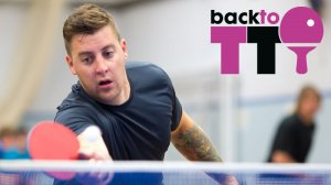 Back to Table Tennis programme Launched