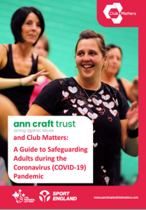 New Guidance - Adult Safeguarding during the Coronavirus Emergency