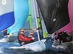 Oakham Sailor is Shortlisted For National Sailing Award after Cancer Treatment