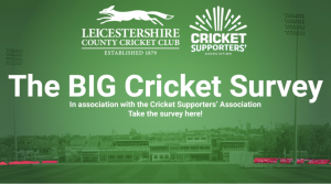 LCCC and CSA launch the BIG Cricket Survey